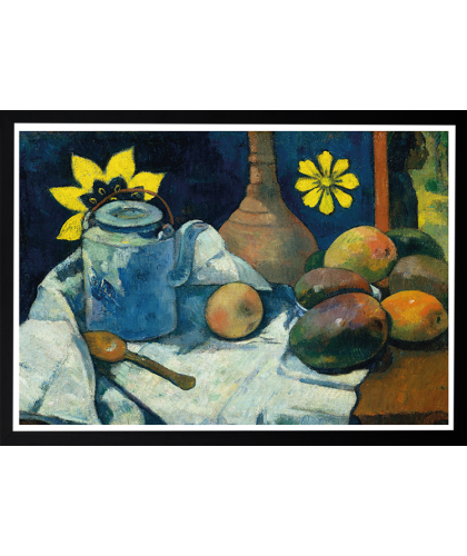 Still Life with Teapot and...